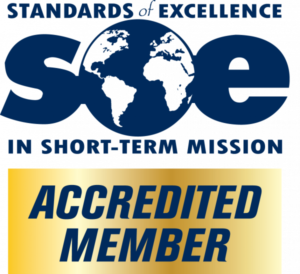 Standards of Excellence in Short-Term Missions Accredited Member