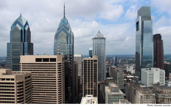 Philadelphia: population 1.5 million