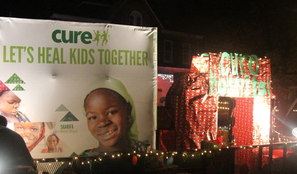 Photos: Engage Community Church builds CURE parade float