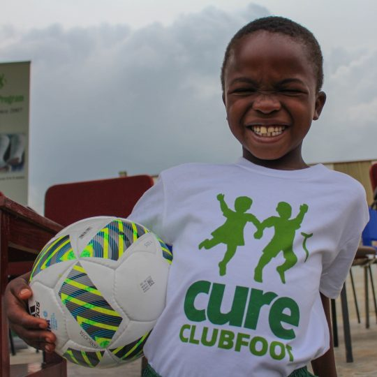 Malawi celebrates Clubfoot Fun Day