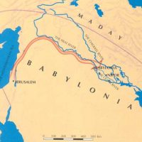 The Babylonians took Judah into captivity in 586 BCE