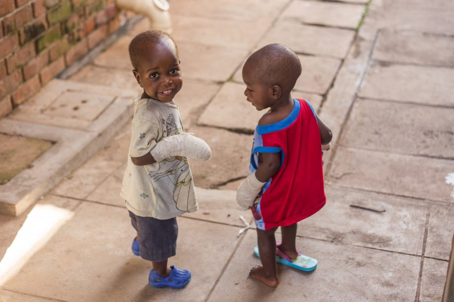 We're so sad that Boniface and Joseph are both going home. Their smiles made our day!