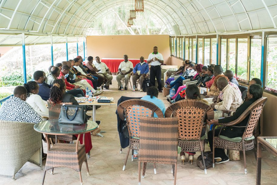 The married men and women of CURE Kenya got to have a bonding session over the weekend and talk about some grown up stuff.