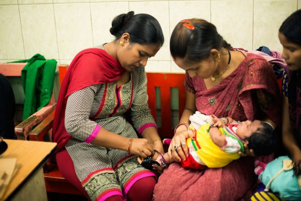 All women in India ensured access to treatment for clubfoot in their new-borns