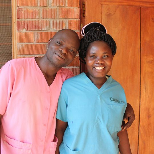Couples of CURE Uganda