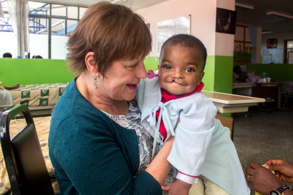 Inspired volunteers engage kids at CURE Ethiopia