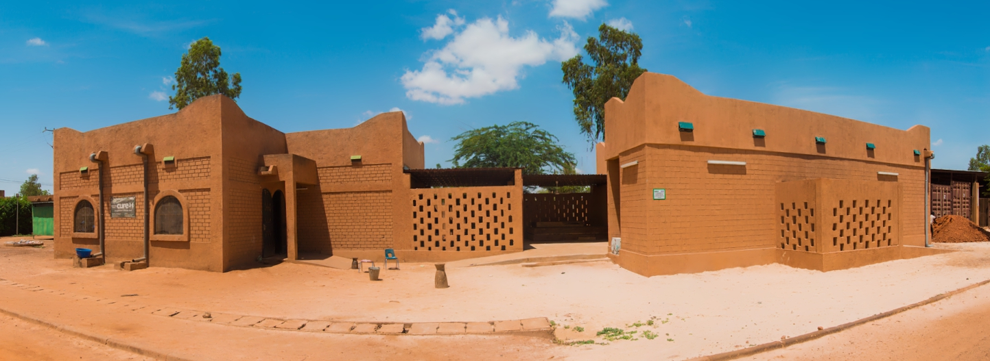 CURE Niger's new guesthouse awaits first patients
