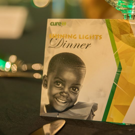 Shining a light on CURE Kenya's 20th anniversary