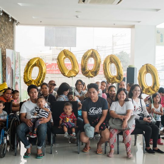 CURE celebrates 200,000 procedures milestone