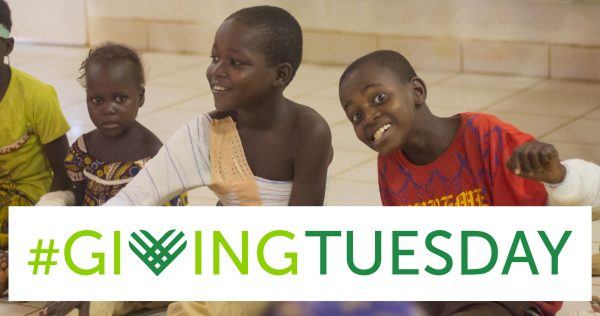 CURE, #GivingTuesday, and YOU