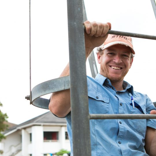 Construction Manager finds faith and inspiration on volunteer mission