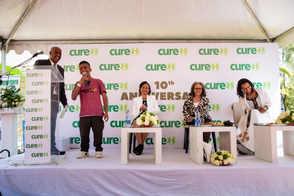 Ten Years of CURE in Ethiopia