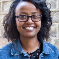 Photo of the Betty Teshome
