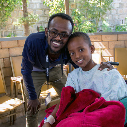 Building self-esteem in Ethiopia