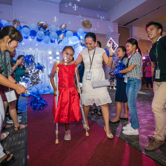 Crowning Kings and Queens at CURE Philippines: A Night to Shine