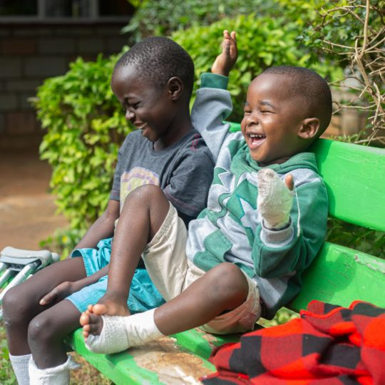 Intentional Relationships at CURE Kenya