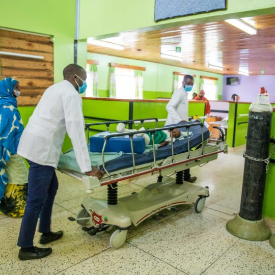 New Stretchers for CURE Kenya