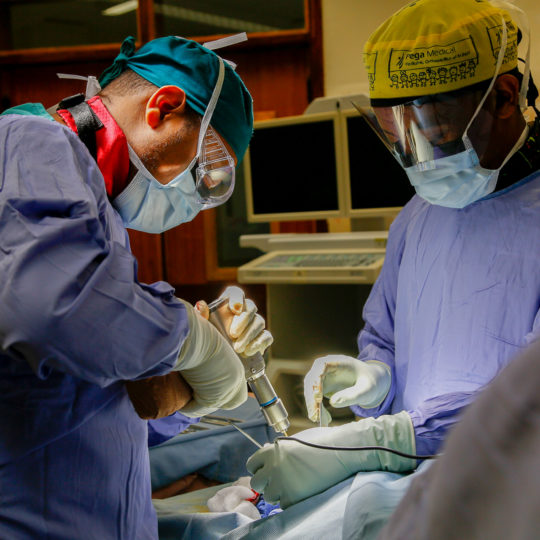 Investing in Surgical Training to Reach More Children in Need