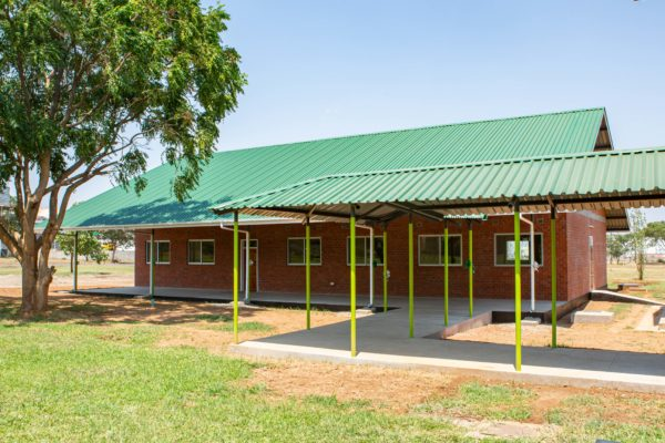 Patient hostel completed at CURE Zambia