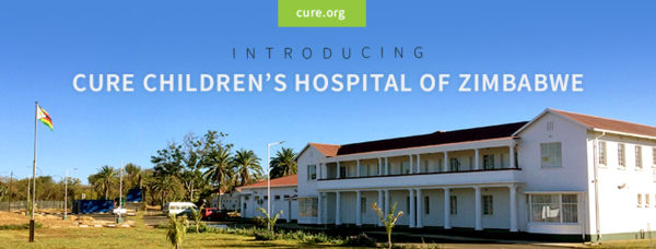 CURE International to launch Zimbabwe's first children's orthopedic hospital