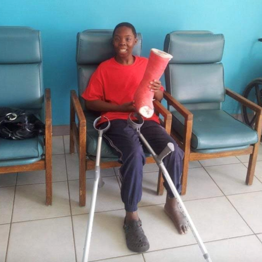 Traveling from Zimbabwe to Zambia to be healed: Christian finds a way!