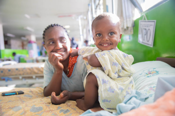The need for children's medical care in Ethiopia