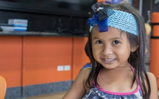 A photo of Joellianne from Philippines. Learn more at https://cure.org/curekids/philippines/2015/05/art_joellianne/