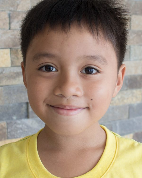 A photo of Rex from Philippines. Learn more at https://cure.org/curekids/philippines/2016/05/rex/