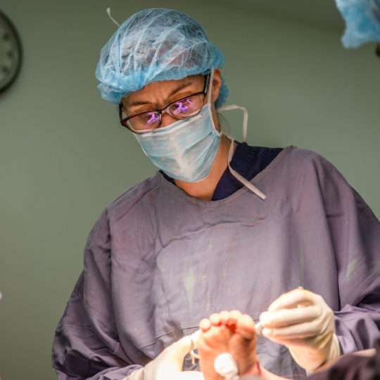Surgery: an essential component in universal health coverage